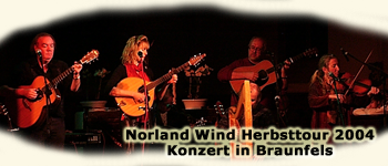 Norland Wind Herbsttour 2004